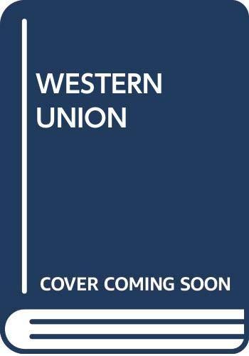 9780671828813: Western Union