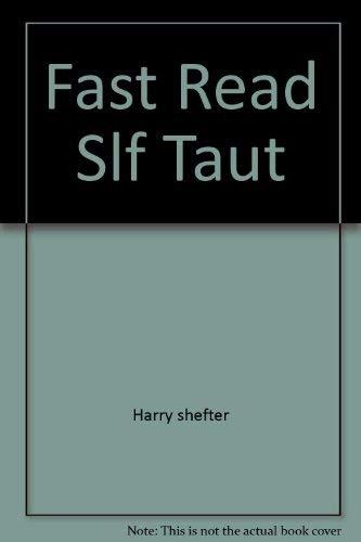 9780671829025: Fast Read Slf Taut