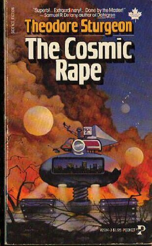 9780671829346: Title: The Cosmic Rape