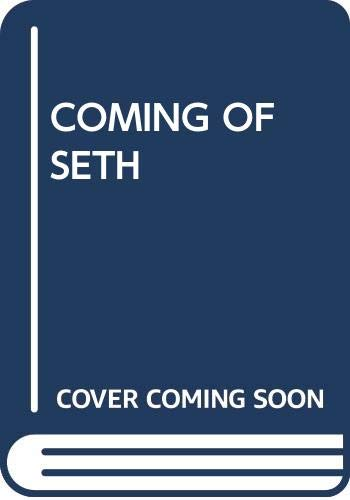 9780671830052: Coming of Seth