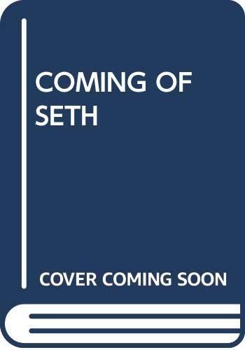 9780671830052: Coming of Seth
