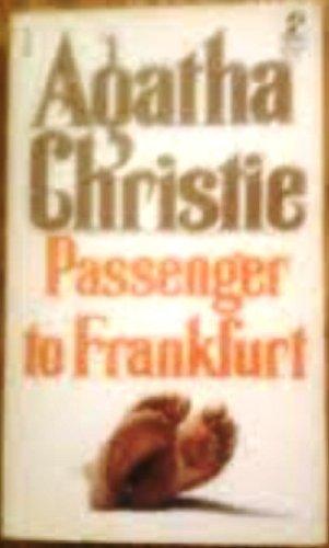 9780671830472: Passenger to Frankfurt