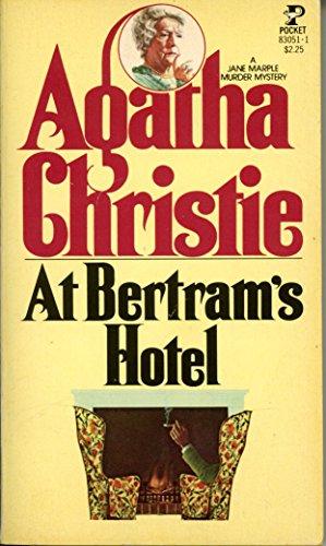 9780671830519: At Bertrams Hotel