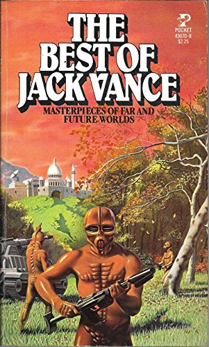 9780671830700: The Best of Jack Vance
