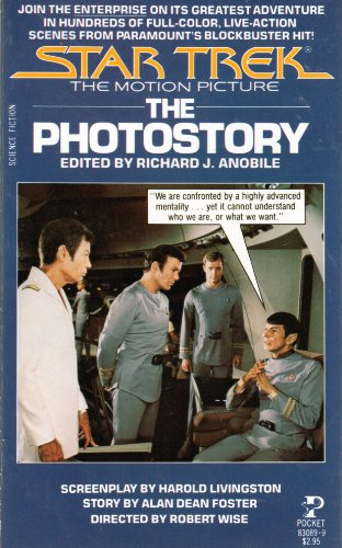 Star Trek The Motion Picture The Photostory: Anobile,Richard J (ed)