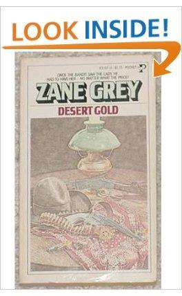9780671831073: Desert Gold