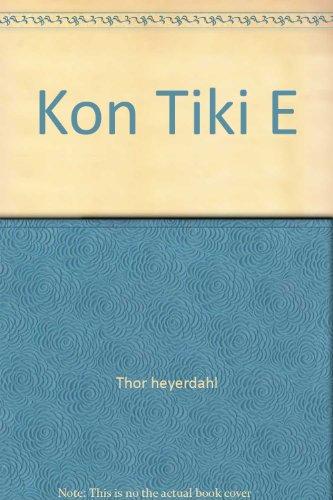 9780671831691: Kon Tiki E