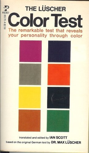 Luscher Color Test: Luscher Max Dr.
