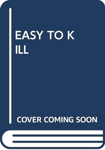 9780671831776: Easy to Kill