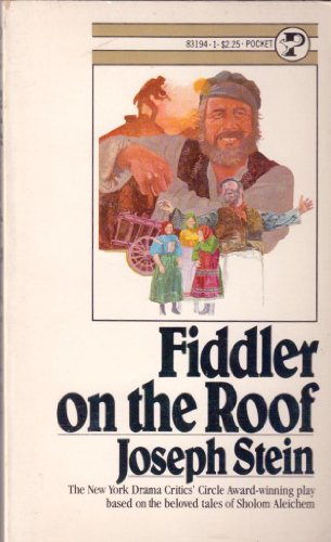 9780671831943: FIDDLER ON ROOF