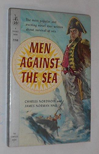 9780671832001: MEN AGAINST the SEA