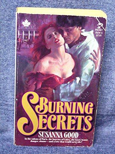 Burning Secrets: bates, Susanna