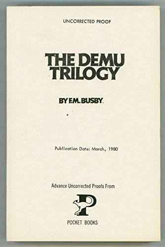 9780671832216: The Demu Trilogy
