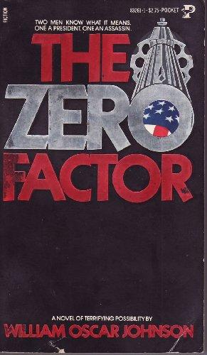 9780671832612: Zero Factor