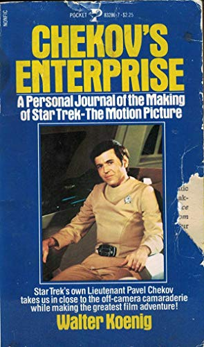 9780671832865: Chekov's Enterprise: A Personal Journal of the Making of Star Trek, the Motion Picture