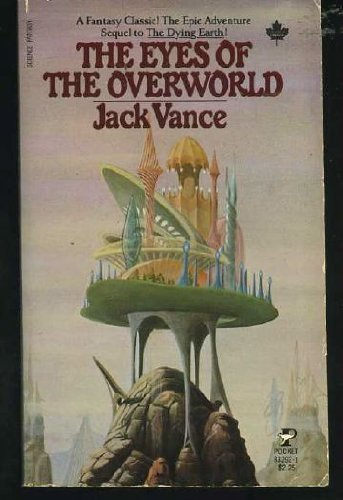 9780671832926: Eyes of the Overworld by Jack Vance