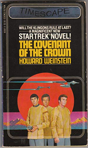 9780671833077: The Covenant of the Crown (Star Trek, No 4)