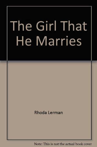 9780671834364: Girl He Marries