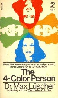 9780671834579: THE 4-COLOR PERSON
