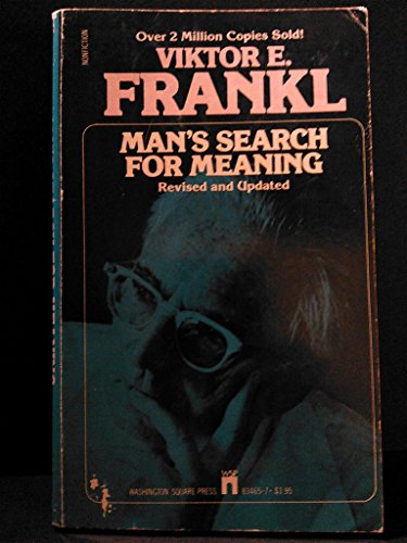 9780671834654: Man's Search for Meaning