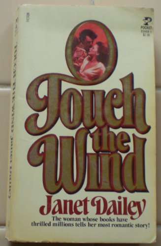 9780671834685: Title: Touch the Wind
