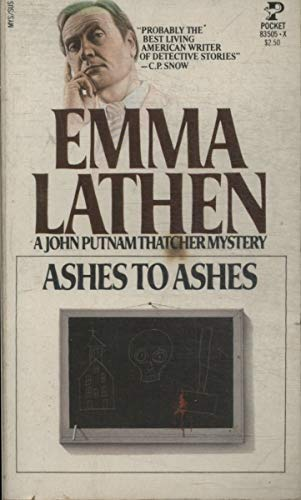 9780671835057: Ashes to Ashes