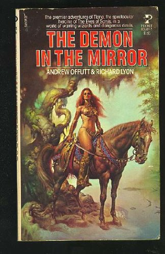 9780671835095: The Demon in the Mirror (War of the Wizards Trilogy, Book 1)