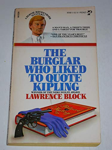 9780671835828: The Burglar Who Liked To Quote Kipling
