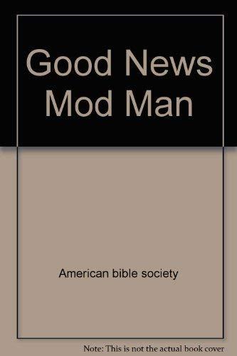 9780671835972: Good News Mod Man