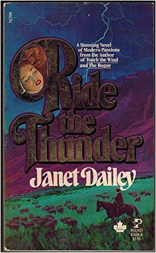 9780671836047: Ride the Thunder