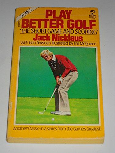9780671836245: Play Better Golf