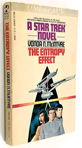 9780671836924: The Entropy Effect (Star Trek, No 2)