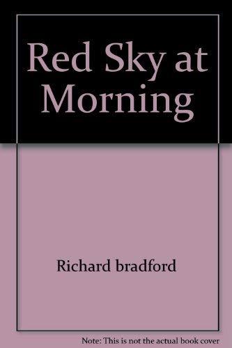 9780671836955: Red Sky at Morning