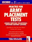 9780671846886: Practice for Army Placement Tests