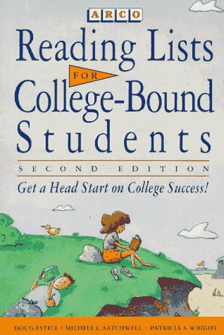 9780671847128: Reading Lists For College-Bound Students~Second Edition~ARCO