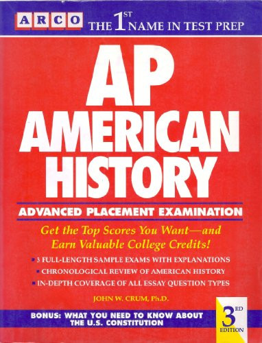 9780671847760: AP American History