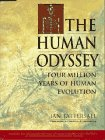 9780671850050: The Human Odyssey: Four Million Years of Human Evolution
