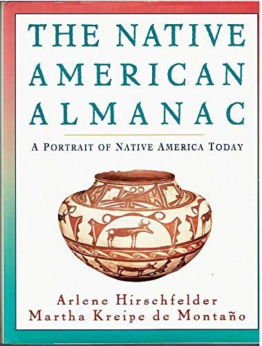 9780671850128: The Native American Almanac: A Portrait of Native America Today