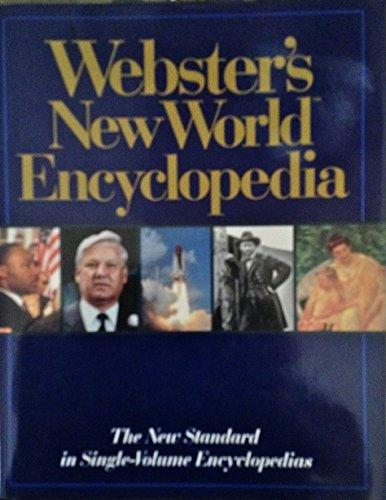 9780671850166: Webster's New World Encyclopedia