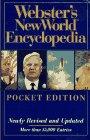 9780671850357: Webster's New World Pocket Encyclopedia
