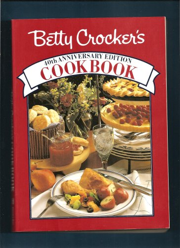 9780671850395: Betty Crocker's Cookbook