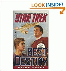 9780671850890: Best Destiny (Star Trek)