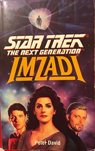9780671850968: Imzadi (Star Trek: The Next Generation)