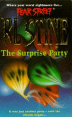 9780671851224: The Surprise Party (Fear Street, No. 2)