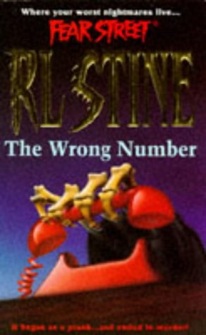 9780671851255: The Wrong Number (Fear Street, No. 5)