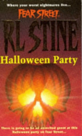 9780671851286: Halloween Party (Fear Street, No. 8)