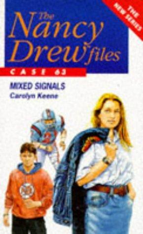 9780671851392: Mixed Signals (Nancy Drew Files)