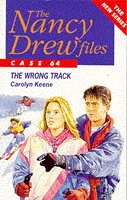 9780671851408: WRONG TRACK (NANCY DREW FILES S.)