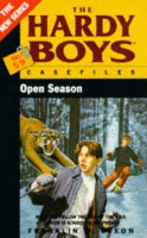 9780671851675: Open Season (Hardy Boys Casefiles)