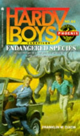 9780671851729: Endangered Species (Hardy Boys Casefiles S.)